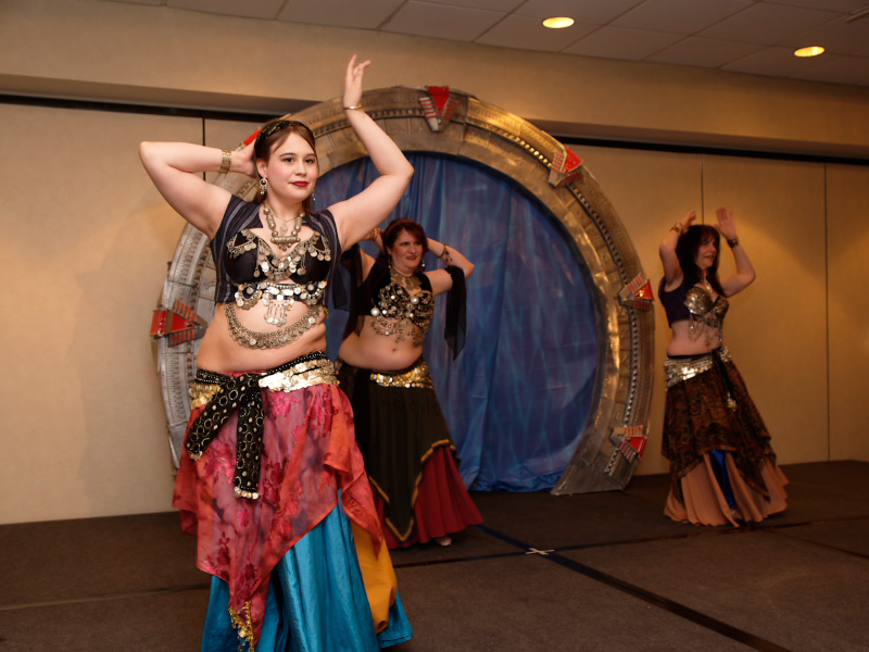 Belly Dancing Performance 2.