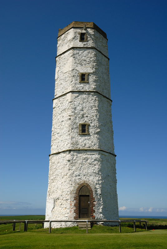 The Old Chalk Lighthouse