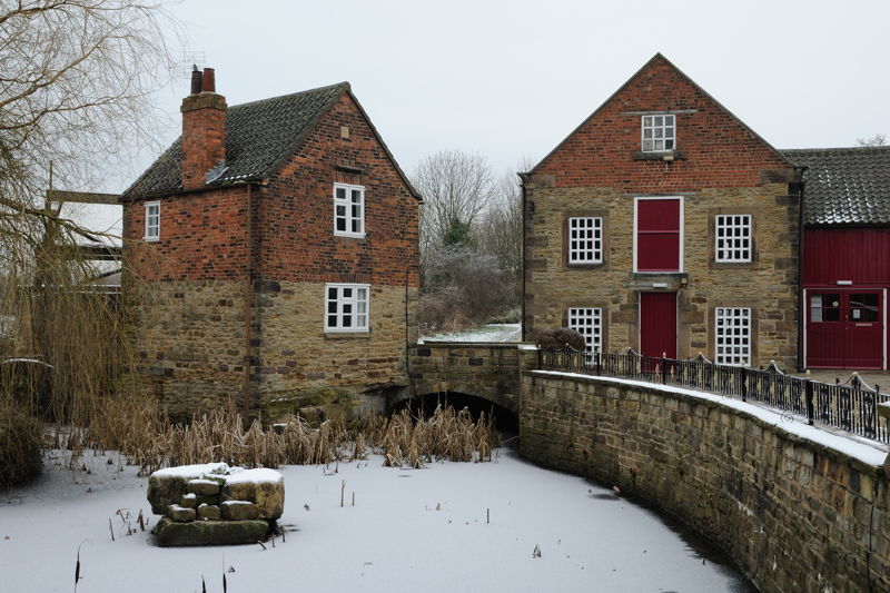 17 January: The Mill and Mill House