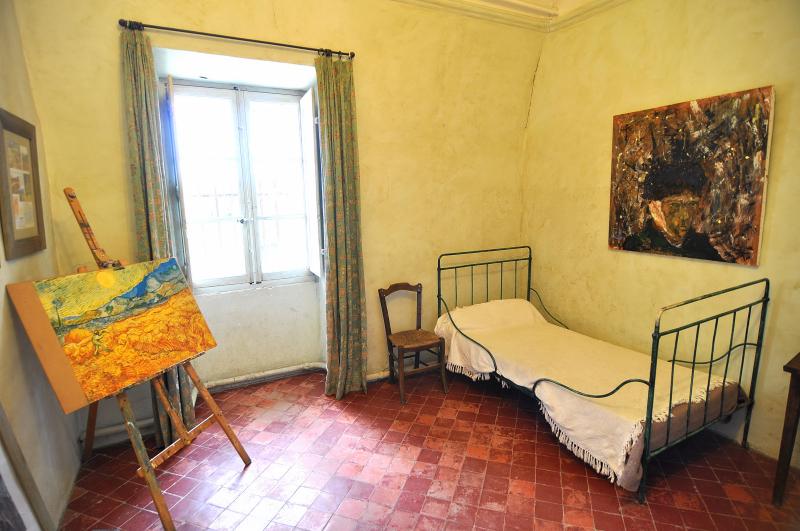Vincents room