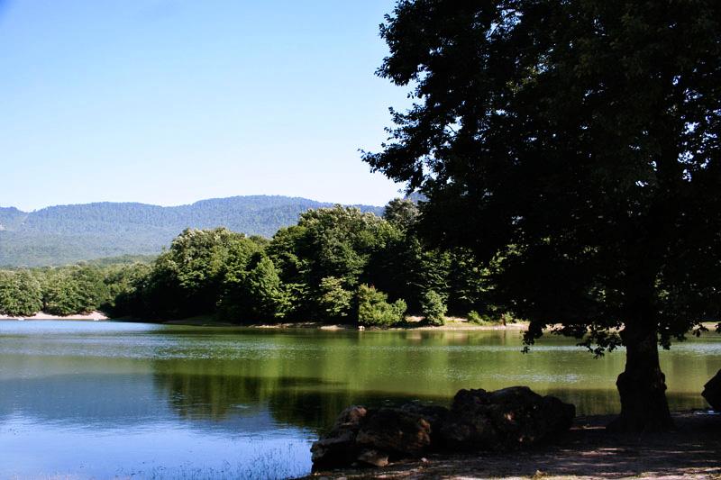 Abbas-Abad Lake