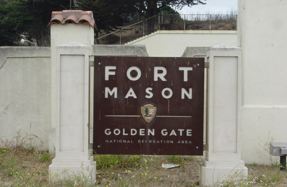 Golden Gate - Fort Mason