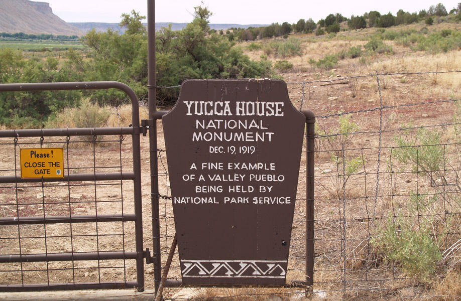 Yucca House