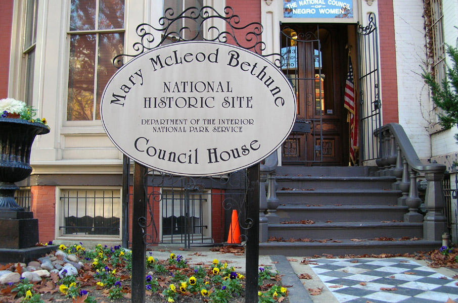 Mary McLeod Bethune Council House