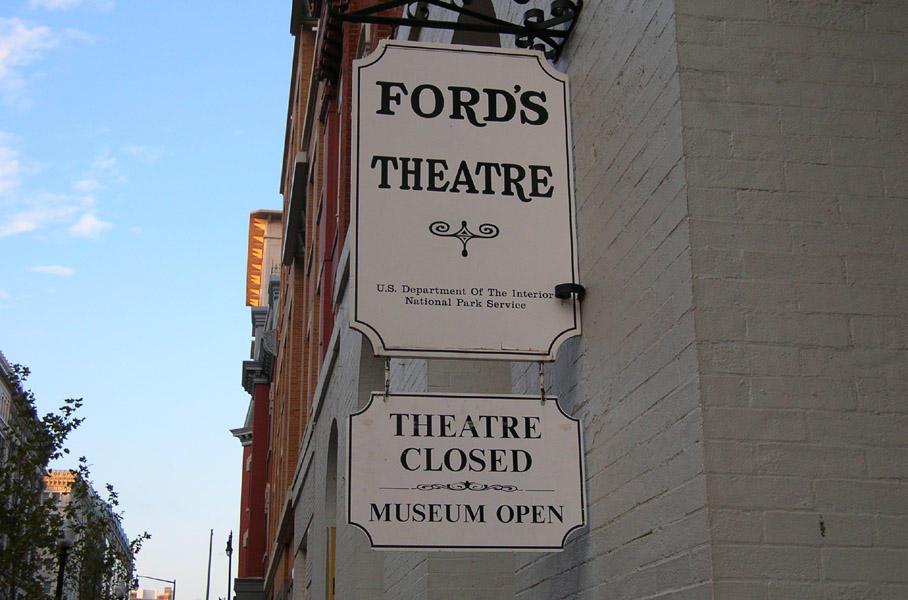 Fords Theatre