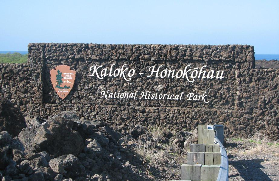 Kaloko-Honokohau