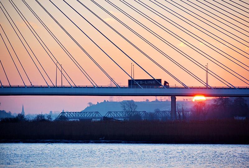 Winter Solstice Sunrise 2