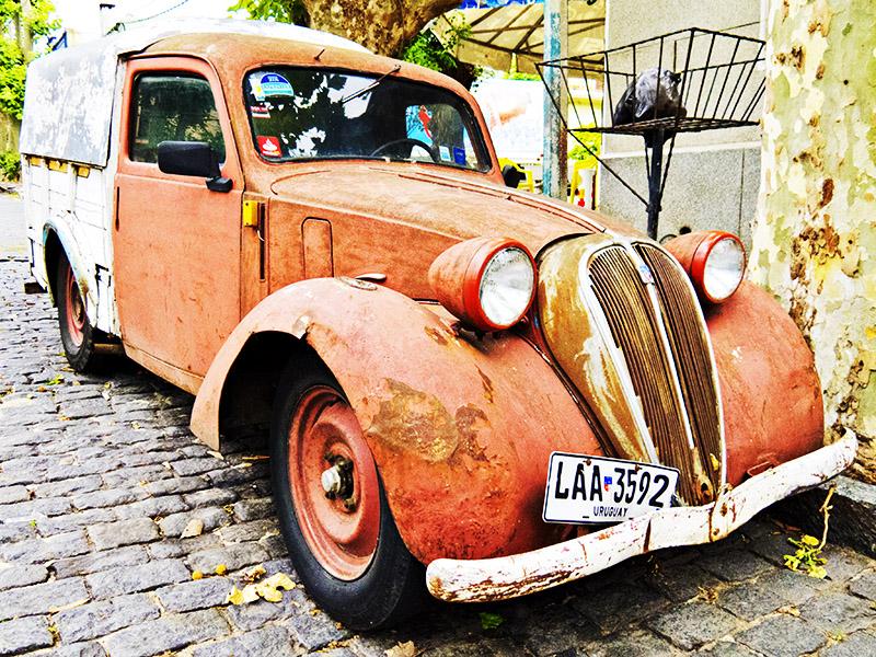 Rusty Jalopy