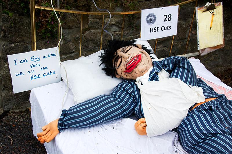 Political Scarecrow