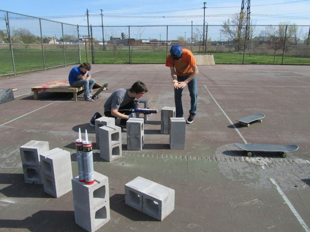 ledge builders