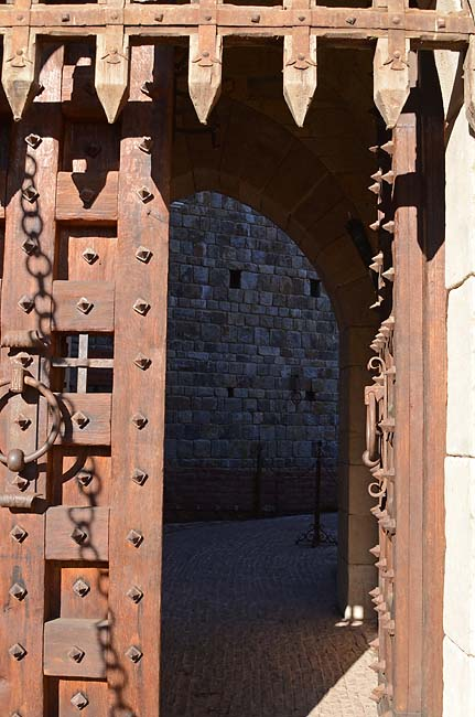 Portcullis and Entry