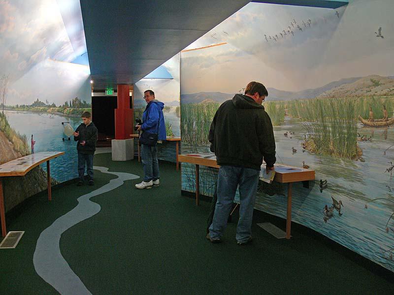 Mural Corridor