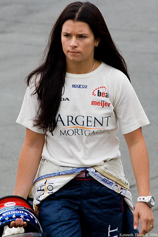 Danica Patrick (2006)