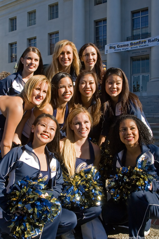 Cal Dance Team