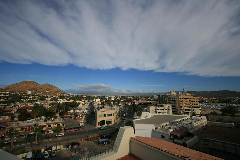 Daytime City View