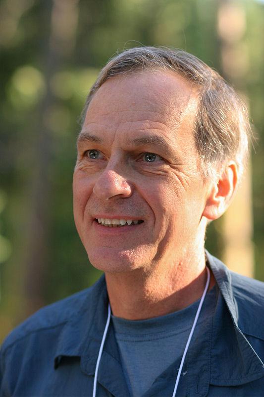 Matt King, Hiking in Israel