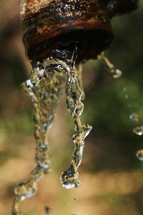 Barrel Springs Faucet