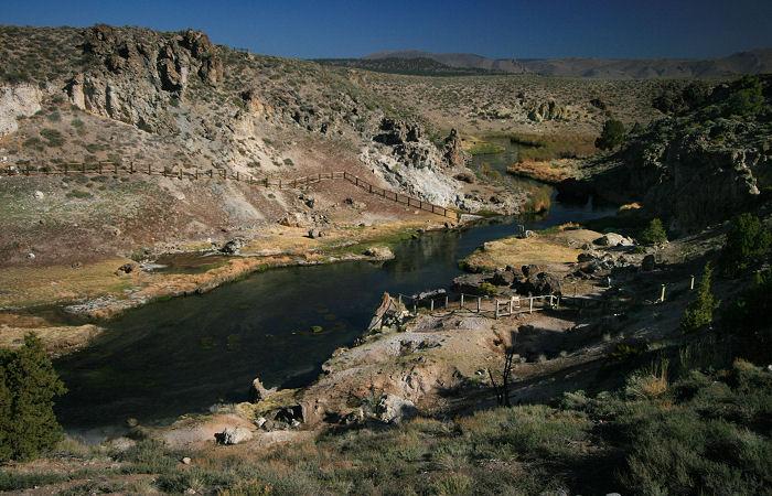Hot Creek Overview