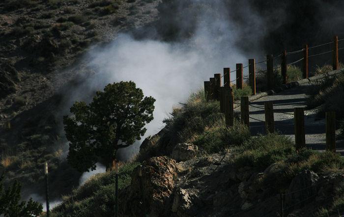Steamy Trail