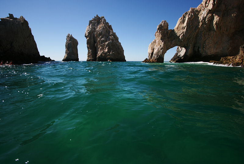 Sea of Cortez and Lands End