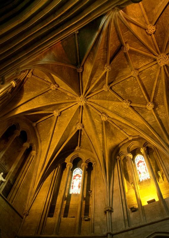 upper part of chancel