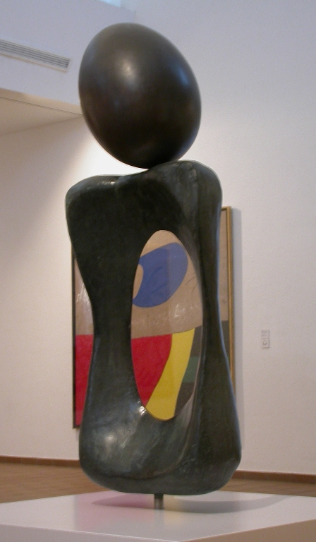 dont miss the Miro museum on Mont Juic for..