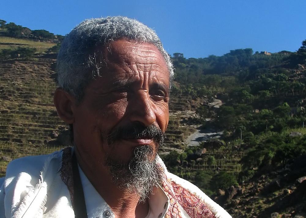 Yemeni gentleman Al Mahwit