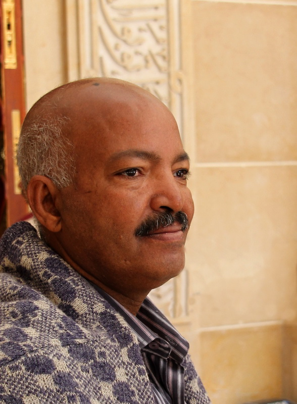 Yousuf Mohageb, our fantastic tour leader and guide