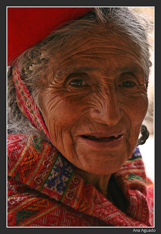 Mujer - Ollantaytambo