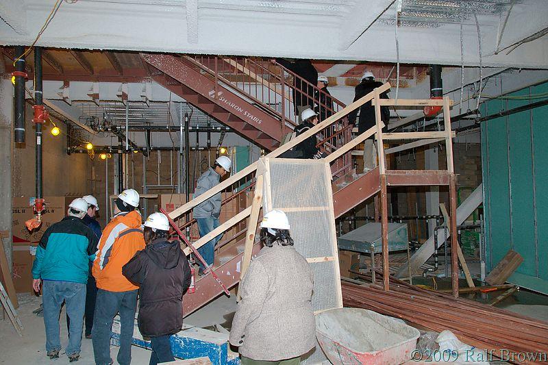 Up to Floor 5
