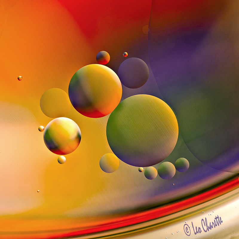 Oil and Water 1