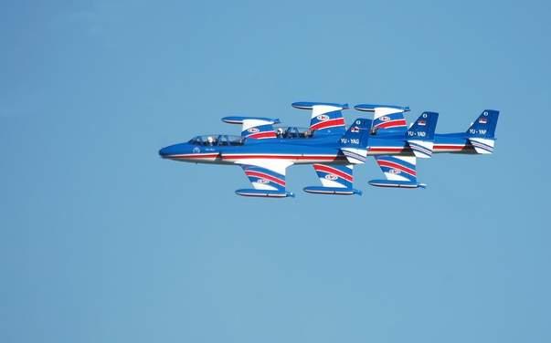 Vrsac Airshow, 23.09.2007.
