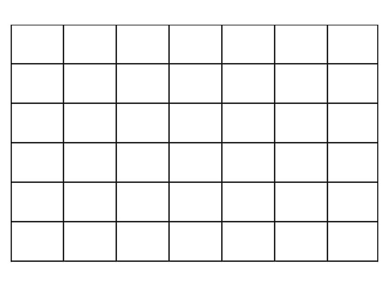 Monthly Calendar Grid : Calendar grid imagenesmi
