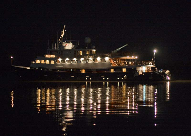 Callisto at Night