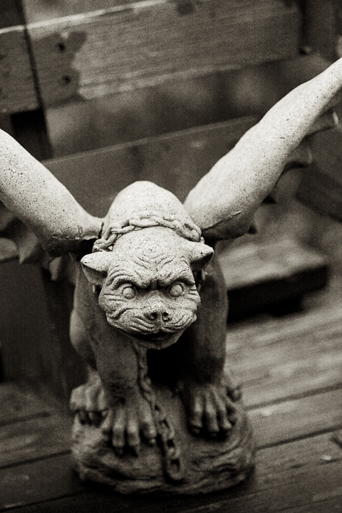 The Resident Gargoyle