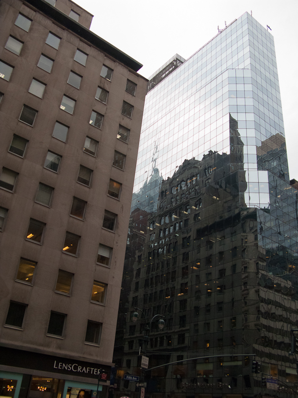 Gray Day Reflection