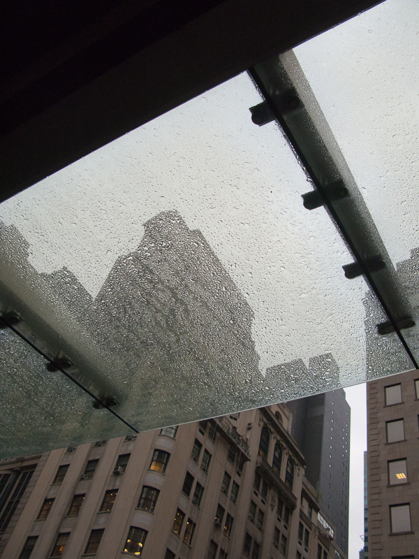 Rainy Day on 5th Avenue
