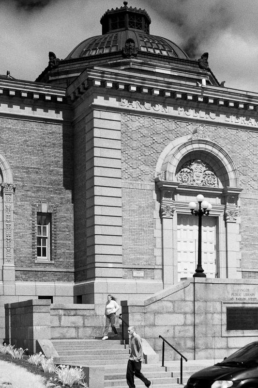Bangor Public Library #1