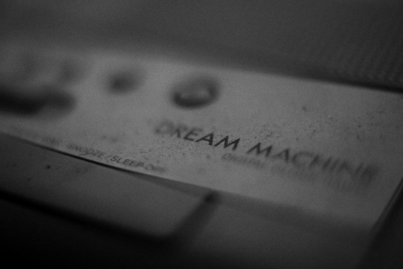 A Dream Machine within a Dream