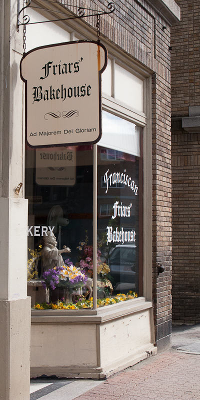 Friars Bakehouse #1