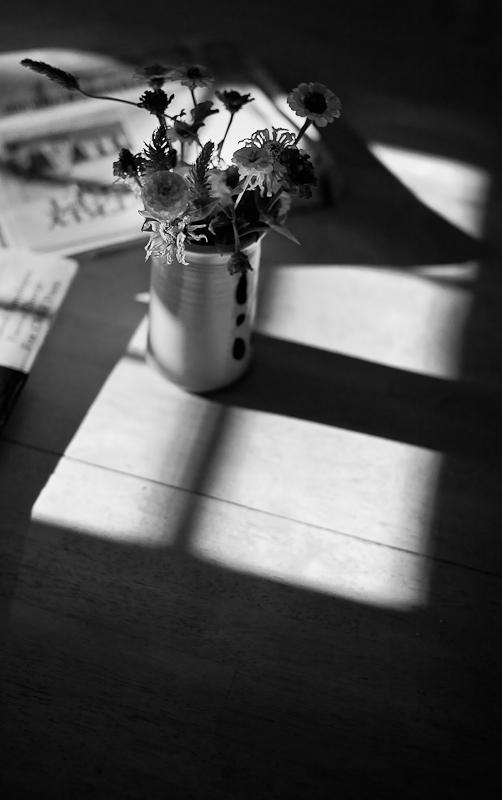 Morning Table Vase