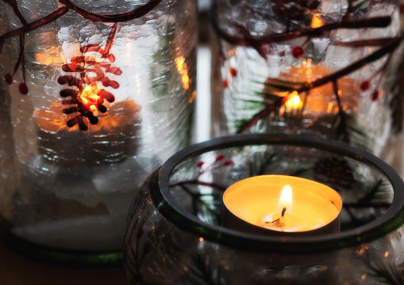 Holiday Candles #2