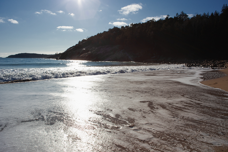 Winter Sand Beach #2
