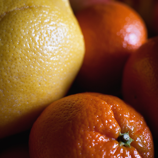 Lemon Among the Clementines