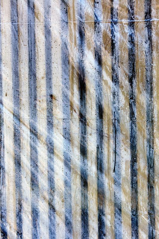 Plastic Covered Wood