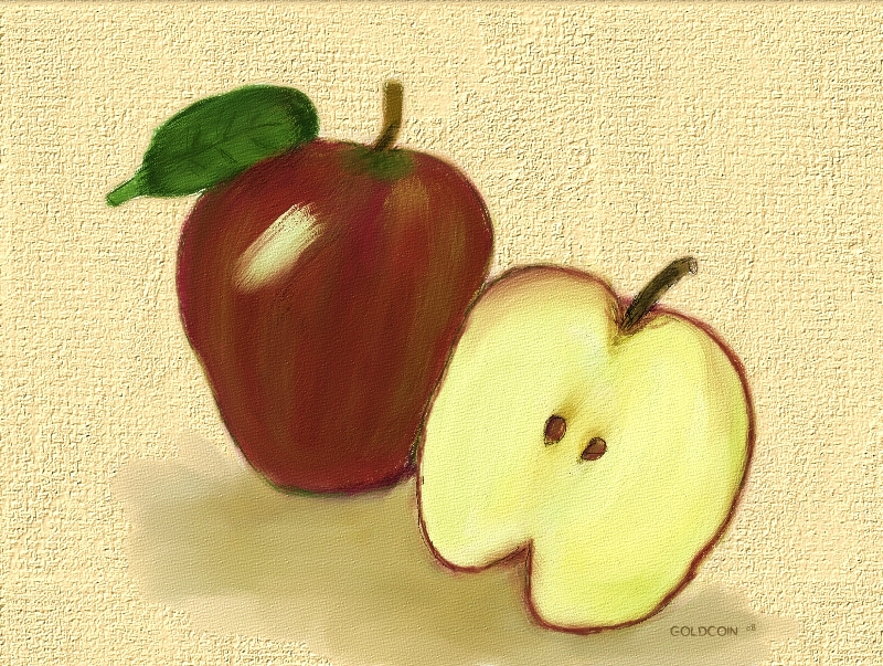 Red Apples Painter 7