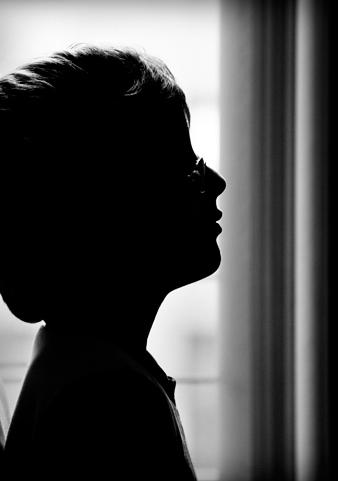 Silhouette Art - Lennon