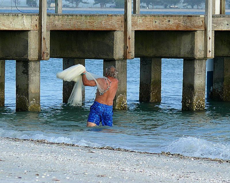 Net Fishing - 1 of 3