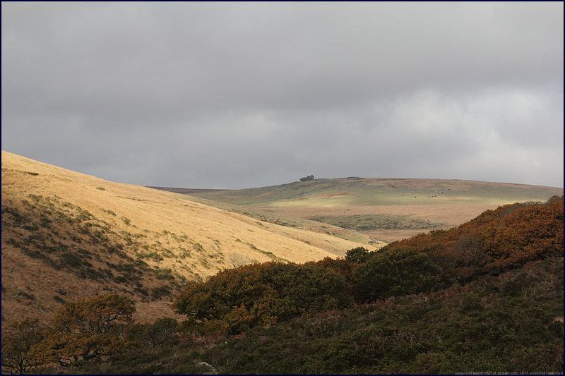 Crow Tor, Dartmoor