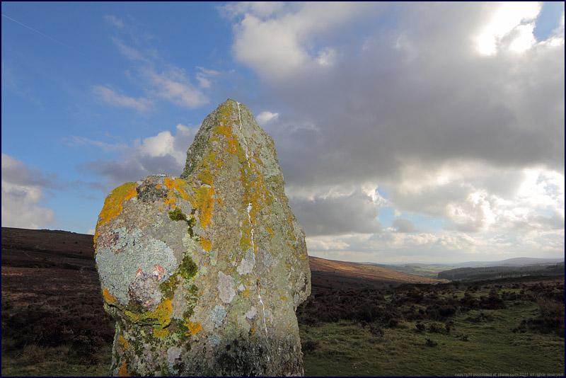 Bennetts Cross, Dartmoor